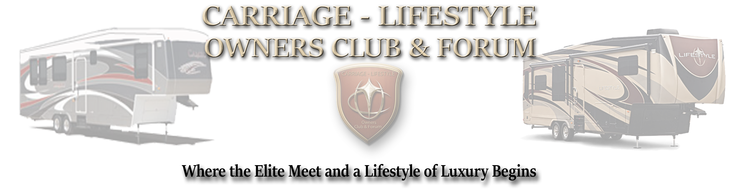 Carriage Lifestyle Rv Forum Amp Owners Club Carriage