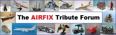 The Airfix Tribute Forum - - The Airfix Tribute Forum was