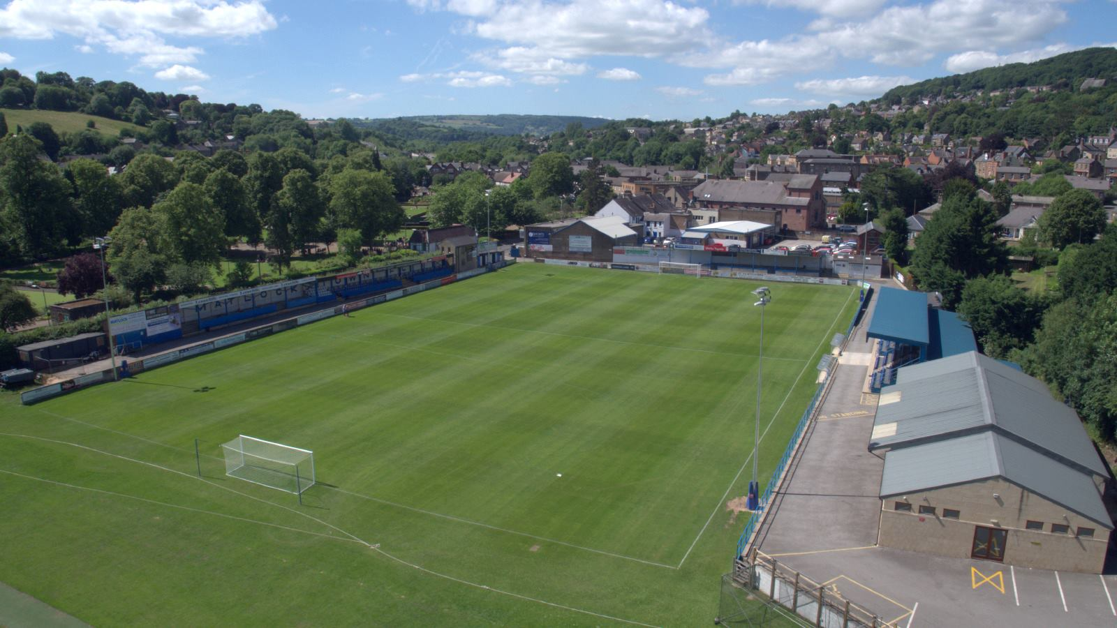 Image result for matlock town fc