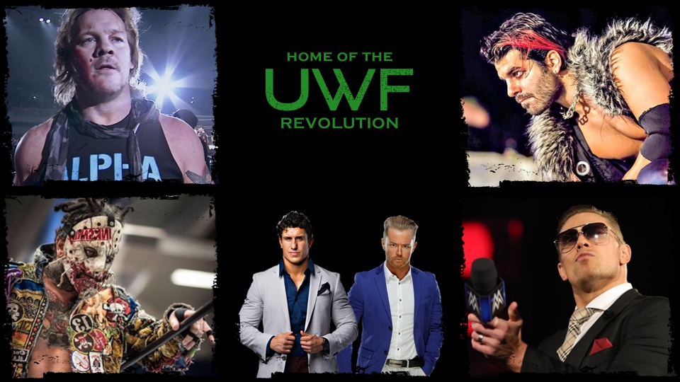 The UWF Network 2 0 — Home of the Revolution! - We have relocated